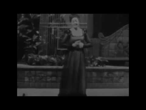 Fiorenza Cossotto - Una voce poco fa (Moscow, 1964)