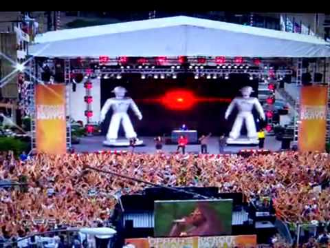 HD Black Eyed Peas live OPRAH Video