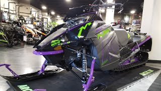 How Arctic Cat snowmobiles are made