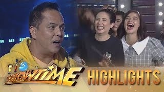 It's Showtime PUROKatatawanan: Direk Bobet vs. Anne and Karylle
