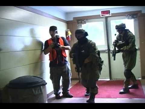 Airsoft Pacific Close Quarters Combat 6 - Part 3 - Law Enforcement Image 1