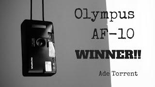 Olympus AF-10 Giveaway WINNER!