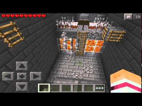 Minecraft PE: PARKOUR Algo Sencillo