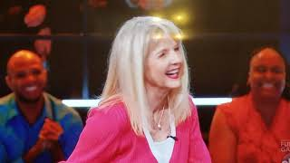 Old lady goes crazy on game show part 2