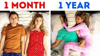 RELATIONSHIPS: 1 MONTH VS 1 YEAR