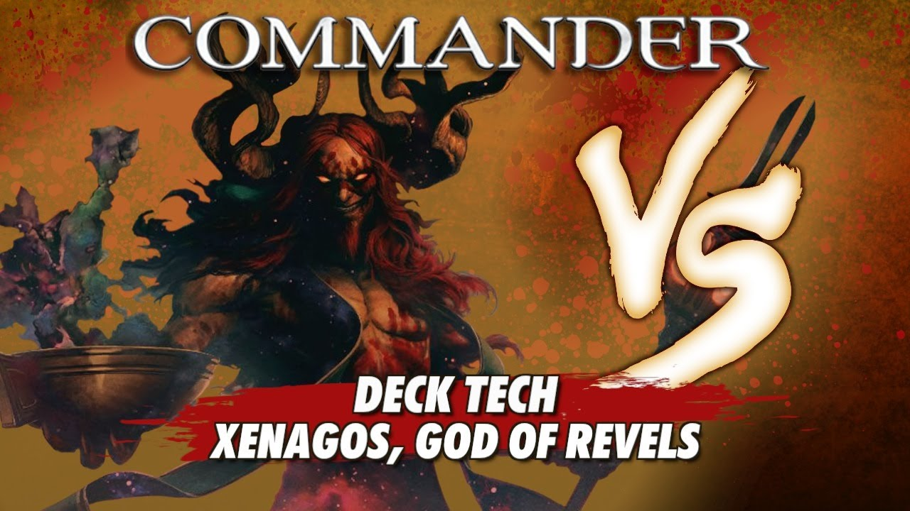Xenagos, God Of Revels Commander Versu...