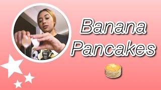HOW TO: 2-Ingredient Banana Pancakes????