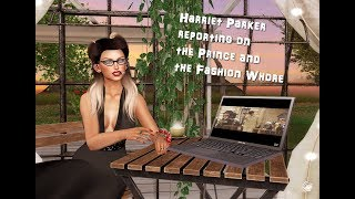 Harriet Parker reporting on Prince Phillip and the Fashion Whore