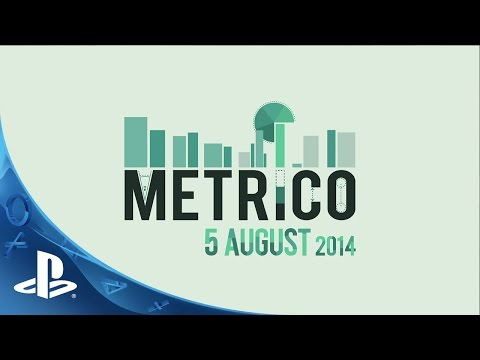 Metrico Gameplay Trailer | PS Vita