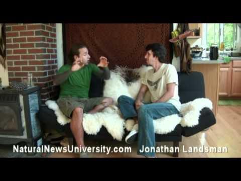 Daniel Vitalis - Raw Milk, Grass Fed Cows, Wild Meat & More