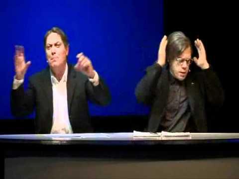 Corrado Guzzanti e Marzocca – Padre Federico parte 2 – Recital 2010