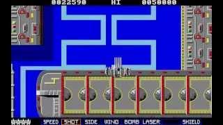 Slap Fight/Atari (YouTube)