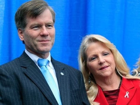 Republican Bob McDonnell: World Class Moocher...and Felon