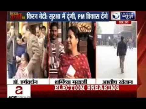 Delhi Assembly Elections 2015: Voting continues in Delhi