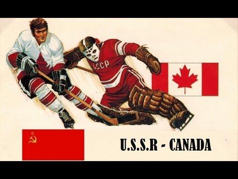 USSR Canada 1972 All goals - СССР Канада 1972 Все голы Valeri Kharlamov