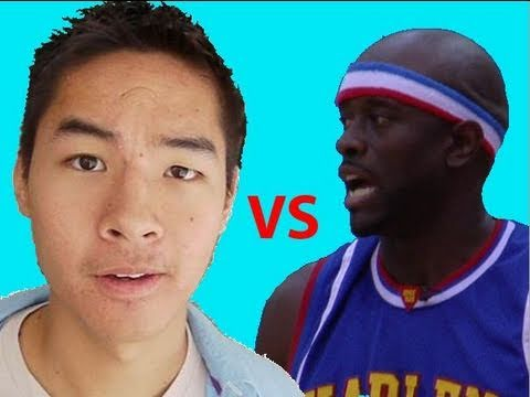 KevJumba VS Globetrotters