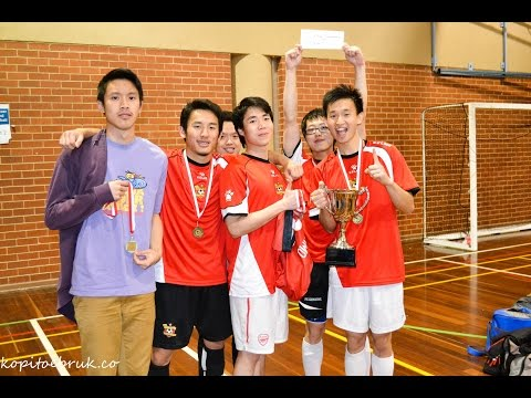 KJRI Melbourne Futsal Turnament ke-2 tahun 2014