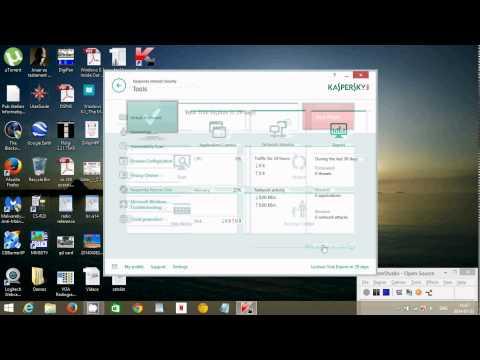 Windows 8.1 Kaspersky internet security antivirus firewall review