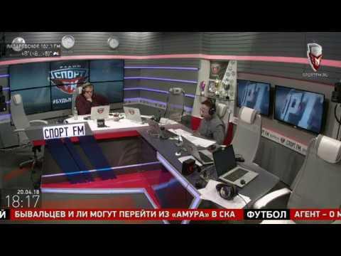 100% Футбола. Юрий Розанов о Венгере, Манчини и Кубке России. 20.04.2018