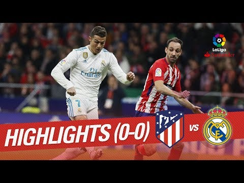Resumen de Atlético de Madrid vs Real Madrid (0-0) thumbnail