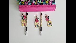 Custom Pen & Charm to Match my TN