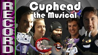 CAST RECORDING of Cuphead the Musical