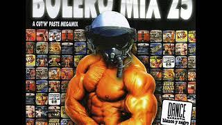 Bolero Mix 25 (2009) - House Megamix Cut'N'Paste