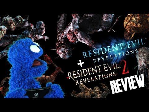 Resident Evil Revelations 1&2 Review (Switch)  │ Thrill Sandwich