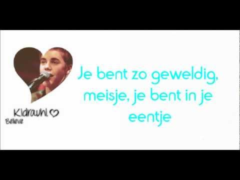 Justin Bieber - Thought Of You (Dutch Translation/Subtitles