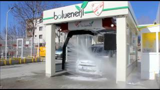 Robowash Touchless Carwash