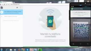 Cómo instalar whatsapp web en el ordenador en windows 10