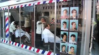Tiệm 'cắt tóc điên' ở Tokyo
