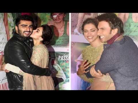 Finding Fanny | Deepika Padukone & Arjun Kapoor, Ranveer Singh PDA