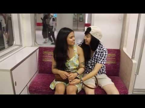 Placestwosee - Yokohama (ldr Lesbian, Last Dinosaurs - Weekend) video