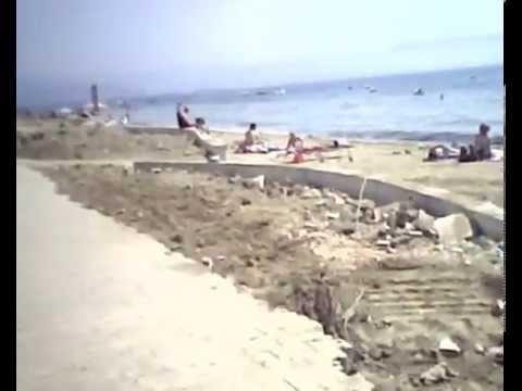 gemlik küçük kumla sahil yolu ve plaj çevre düzenlemesi yunuslar mevkii