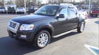 2007 Ford Explorer Sport Trac Limited V8 Start Up, Exhaust, and In Depth Tour