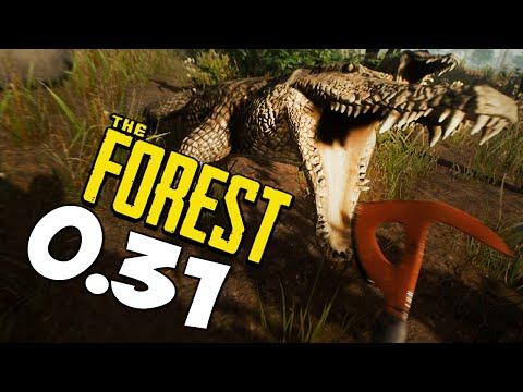 The Forest - Что Нового? (Обнова 0.31)