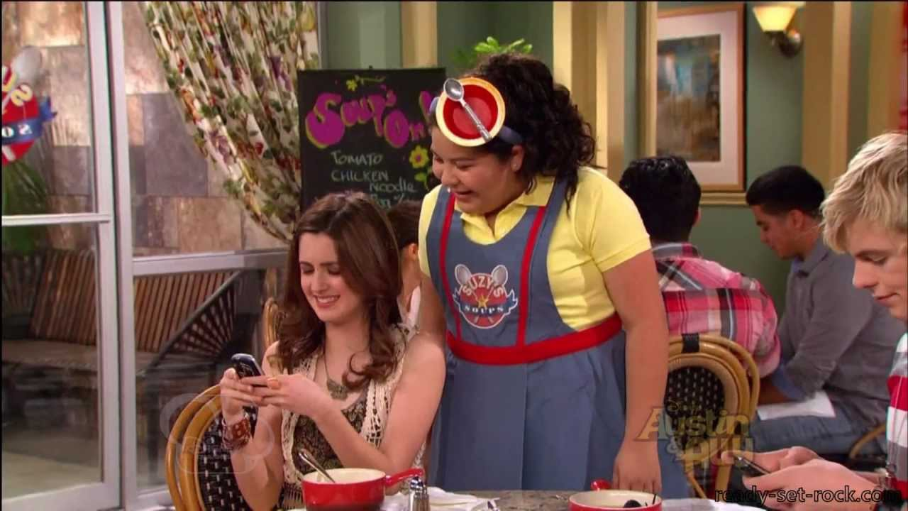 austin and ally stars dating