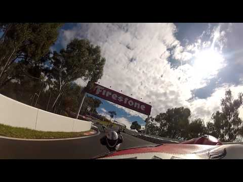 How to Skate Bathurst Race Track