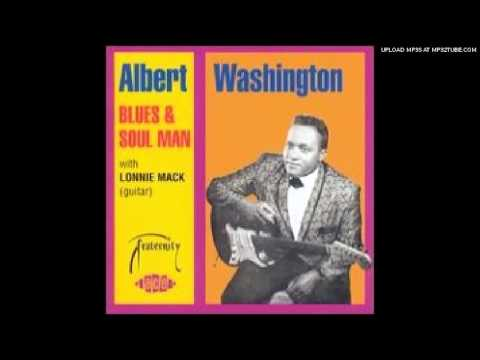 Albert Washington - Turn On the Bright Lights