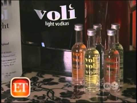 Voli Light Vodka, Cell Phones for Soldiers and Fergie on Entertainment Tonight