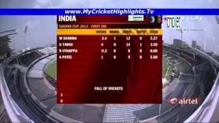 India vs Bangladesh june 15 2014 part 1