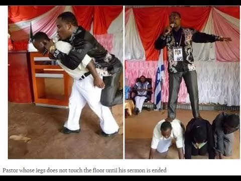 African Pastors Scandal by miki show