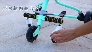 Xe đẩy thông minh cho bé gập gọn, thoáng mát và tiện dụng