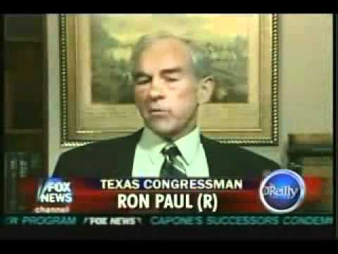 Bill Oreilly Panics After Ron Paul Brings Up 1953 Iran Coup by US and UK.flv