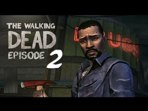 The Walking Dead Episode 2 Full Walkthrough Gameplay Starved For Help   - HD