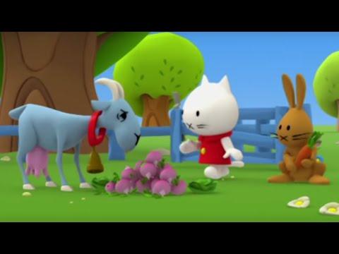МУСТИ - лучшие обучающие мультфильмы - Большое и Маленькое