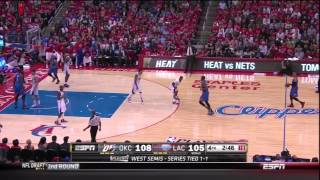 Why Kevin Durant At The Power Forward Beat Blake Griffin And The Clippers