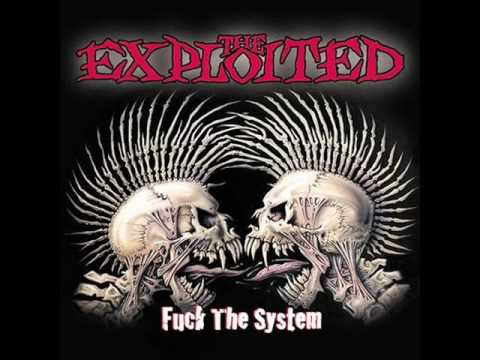 Exploited - Police Shit