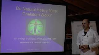 Eliminating Toxic Metals Naturally in 90-days!